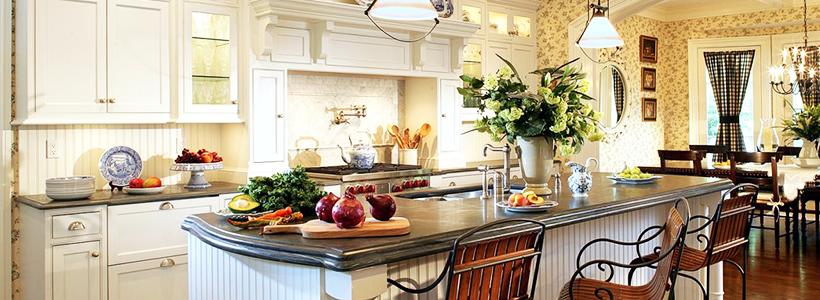 Интерьер кухни 20 кв. метров: варианты отделки и 5 простых советов для стильного дизайна