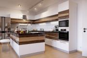 Фото 28 Дизайн кухни площадью 20 кв. метров: ТОП-5 простых советов для создания стильного интерьера без дизайнера