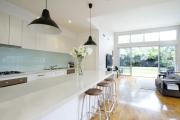 Фото 22 Дизайн кухни площадью 20 кв. метров: ТОП-5 простых советов для создания стильного интерьера без дизайнера