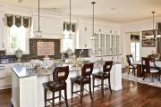 Фото 4 Интерьер кухни 20 кв. метров: варианты отделки и 5 простых советов для стильного дизайна