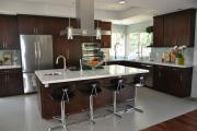 Фото 5 Интерьер кухни 20 кв. метров: варианты отделки и 5 простых советов для стильного дизайна