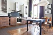 Фото 8 Интерьер кухни 20 кв. метров: варианты отделки и 5 простых советов для стильного дизайна