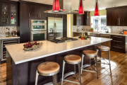 Фото 14 Интерьер кухни 20 кв. метров: варианты отделки и 5 простых советов для стильного дизайна