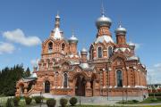 Фото 2 Неорусский стиль в архитектуре: история зарождения, особенности и современная трактовка