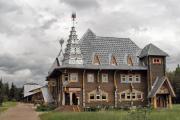 Фото 8 Неорусский стиль в архитектуре: история зарождения, особенности и современная трактовка