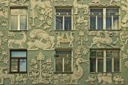 Фото 10 Неорусский стиль в архитектуре: история зарождения, особенности и современная трактовка