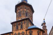 Фото 4 Неорусский стиль в архитектуре: история зарождения, особенности и современная трактовка