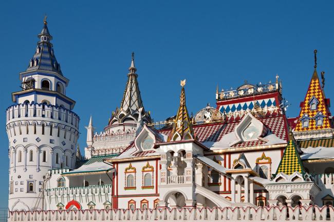 Измайловский Кремль - уютный уголок допетровской Москвы