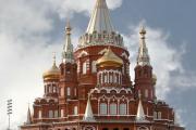 Фото 20 Неорусский стиль в архитектуре: история зарождения, особенности и современная трактовка