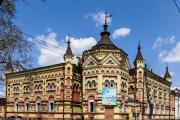 Фото 25 Неорусский стиль в архитектуре: история зарождения, особенности и современная трактовка