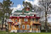Фото 29 Неорусский стиль в архитектуре: история зарождения, особенности и современная трактовка