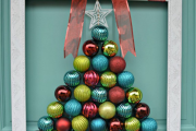 Фото 28 Делаем роскошную елочку из шаров своими руками на Новый 2021 год: пошаговый мастер-класс