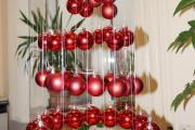 Фото 7 Делаем роскошную елочку из шаров своими руками на Новый 2021 год: пошаговый мастер-класс