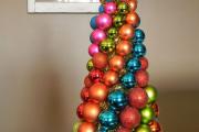 Фото 16 Делаем роскошную елочку из шаров своими руками на Новый 2021 год: пошаговый мастер-класс