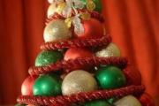 Фото 25 Делаем роскошную елочку из шаров своими руками: пошаговый мастер-класс