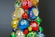 Фото 26 Делаем роскошную елочку из шаров своими руками: пошаговый мастер-класс