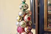 Фото 18 Делаем роскошную елочку из шаров своими руками на Новый 2021 год: пошаговый мастер-класс