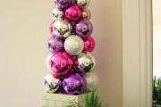 Фото 22 Делаем роскошную елочку из шаров своими руками: пошаговый мастер-класс