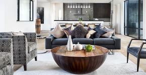 Гостиная 30 кв. метров: зонирование, дизайн-планировки и 65+ современных фото интерьеров фото