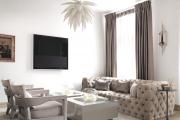 Фото 7 Интерьер гостиной 20 кв. метров: современные идеи, фото отделки и тренды дизайна в 2019 году