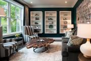 Фото 8 Интерьер гостиной 20 кв. метров: современные идеи, фото отделки и тренды дизайна в 2019 году