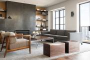 Фото 14 Интерьер гостиной 20 кв. метров: современные идеи, фото отделки и тренды дизайна в 2019 году