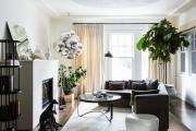 Фото 18 Интерьер гостиной 20 кв. метров: современные идеи, фото отделки и тренды дизайна в 2019 году