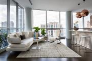 Фото 24 Интерьер гостиной 20 кв. метров: современные идеи, фото отделки и тренды дизайна в 2019 году