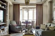 Фото 1 Интерьер гостиной 22 кв. метра: планировка, цветовые гаммы и гайд по стилям