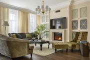 Фото 2 Интерьер гостиной 22 кв. метра: планировка, цветовые гаммы и гайд по стилям