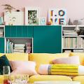 Сканди-настроение — интерьеры гостиной от ИКЕА: как создать стильный дизайн при минимальных затратах? фото