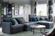 Фото 6 Сканди-настроение — интерьеры гостиной от ИКЕА: как создать стильный дизайн при минимальных затратах?