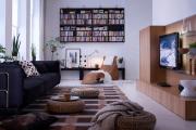 Фото 8 Сканди-настроение — интерьеры гостиной от ИКЕА: как создать стильный дизайн при минимальных затратах?