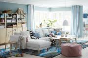 Фото 10 Сканди-настроение — интерьеры гостиной от ИКЕА: как создать стильный дизайн при минимальных затратах?