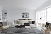 Фото 14 Сканди-настроение — интерьеры гостиной от ИКЕА: как создать стильный дизайн при минимальных затратах?