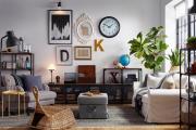 Фото 15 Сканди-настроение — интерьеры гостиной от ИКЕА: как создать стильный дизайн при минимальных затратах?