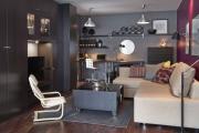 Фото 20 Сканди-настроение — интерьеры гостиной от ИКЕА: как создать стильный дизайн при минимальных затратах?