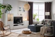 Фото 27 Сканди-настроение — интерьеры гостиной от ИКЕА: как создать стильный дизайн при минимальных затратах?