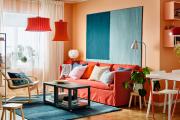 Фото 30 Сканди-настроение — интерьеры гостиной от ИКЕА: как создать стильный дизайн при минимальных затратах?