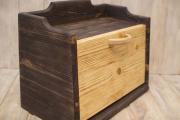 Фото 10 Как сделать хлебницу из дерева своими руками: мастер-классы и полезные советы умельцев