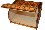 Фото 11 Как сделать хлебницу из дерева своими руками: мастер-классы и полезные советы умельцев