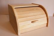 Фото 15 Как сделать хлебницу из дерева своими руками: мастер-классы и полезные советы умельцев