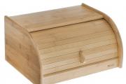 Фото 16 Как сделать хлебницу из дерева своими руками: мастер-классы и полезные советы умельцев