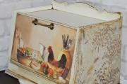 Фото 18 Как сделать хлебницу из дерева своими руками: мастер-классы и полезные советы умельцев