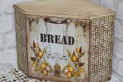 Фото 23 Как сделать хлебницу из дерева своими руками: мастер-классы и полезные советы умельцев
