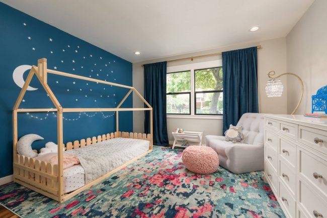 Пусть комната вашего ребенка станет для него самым любимым местом досуга