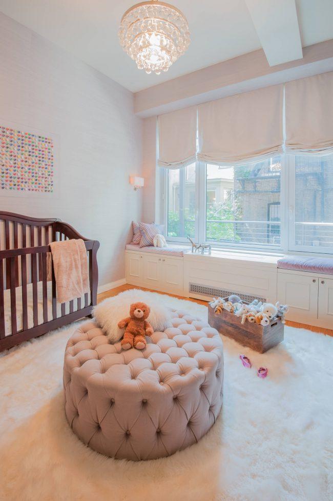 Такие шторы станут отличным дополнением комнаты как мальчика, так и девочки