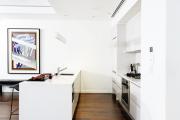 Фото 21 Варианты функциональной планировки и дизайн интерьера кухни 17 кв. метров