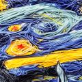 Картины из макарон: креативные идеи и мастер-классы своими руками фото