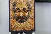Фото 6 Картины из макарон: креативные идеи и мастер-классы своими руками